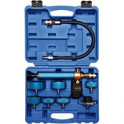 LKW Kühlsystem-Abdruckgerät - 9-teilig - im Koffer