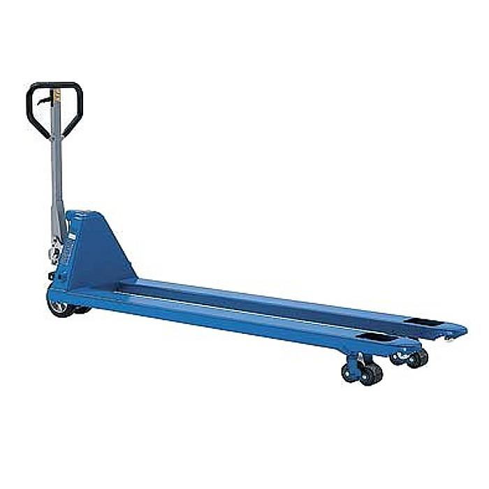 Hand pallet truck PROLINE up to 2000 kg with long forks