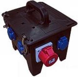Vollgummi-Verteiler - Typ 1 - spritzwassergeschützt