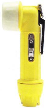 """Handlampe - IP 67 Typ """"SETO EX400R"""" - LED´s bis zu 40h Leuchdauer"""