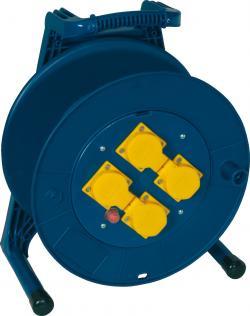 Industrie-Kabeltrommel - Spezial-Kunststoff - Leertrommel - IP54