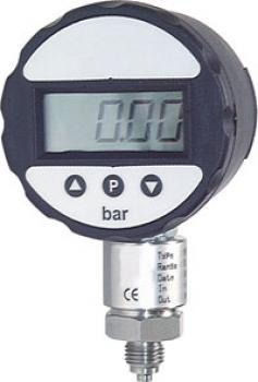 Manometro digitale - portata fino a 600 bar - Classe 0.5