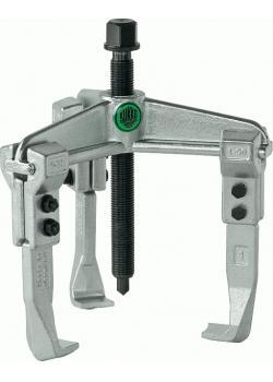 Abzieher - universal - 3-armig - Spannweite 90-200 mm - Spanntiefe 100-150 mm -