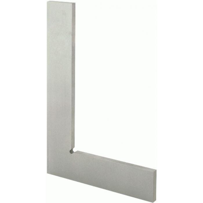 Werkstattwinkel - ohne Anschlag - rostfreier Stahl - D875/I