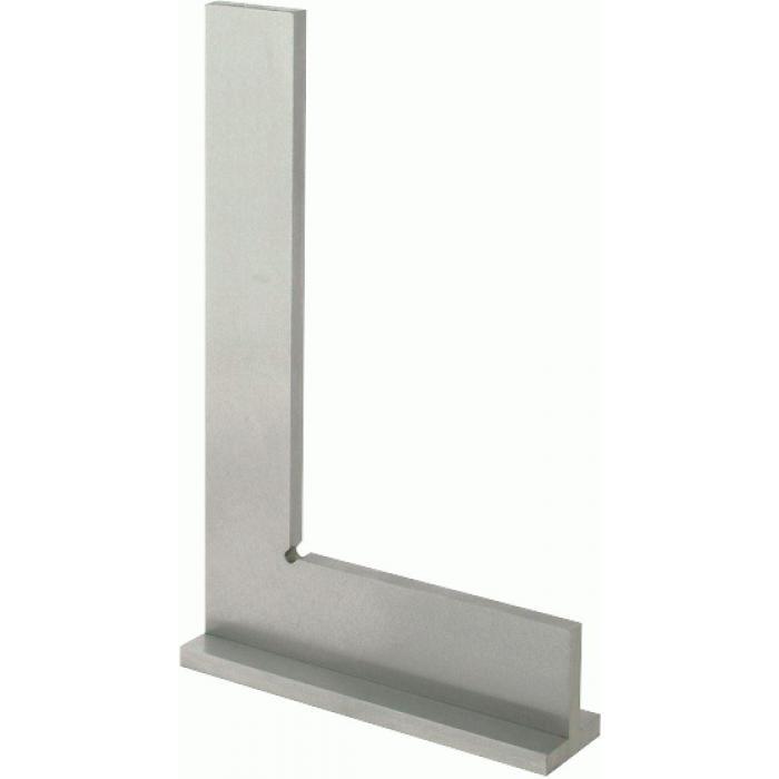 Werkstattwinkel - mit Anschlag - rostfreier Stahl - D875/I