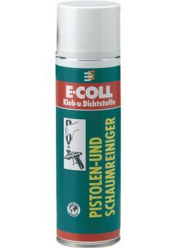 PU Cleaner - 500ml - skummande rengöringsmedel - E-COLL