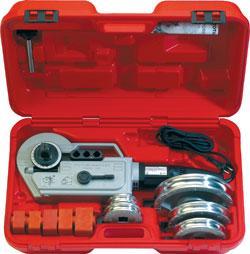Elektrobiegegerät - für Rohre von 15-28 mm - 230V