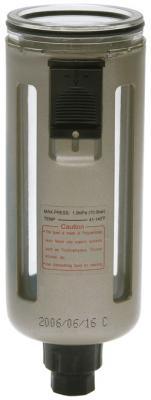 Bac de rechange en polycarbonate - pour filtre pour air comprimé Eco Line