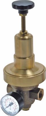 Régulateur de pression - max 40 bar - Écarts de réglages 0,2 jusque  2 bar - lai