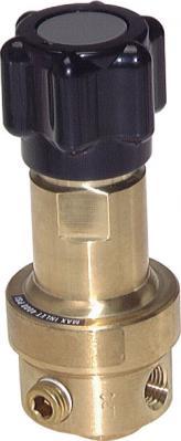 """Hochdruckregler - max 276 bar - Regelbereich 0,07 bis 34 bar - MS,ES - IG 1/4"""""""