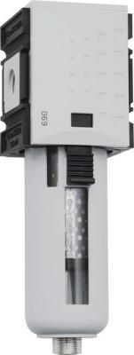 Filtre pour air comprimé Futura - 16 bar - jusque  3100l/min - 5µm - à charbon a