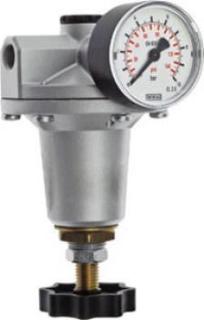 """Microrégulateur de précision - G 1/4"""" - 0-10 bar - zinc coulé sous pression"""