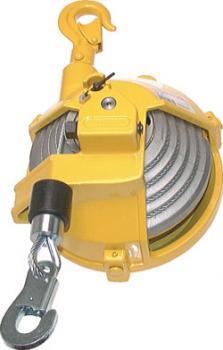 Equilibreur à ressort - charge 0,5-70 kg - longueur du câble de 0,5 à 1,5 m