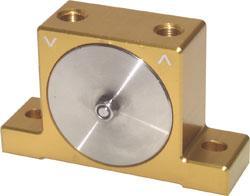 Rollen Druckluft Vibrator - 1690 bis 9730 N