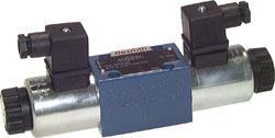 REXROTH Magnet - 4/3-Wegeventil - bis 350 bar - bis 40 l/min