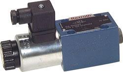 "4/2 Magnet Wegeventil ""Typ G0Q"" - bis 350 bar - bis 40 l/min"