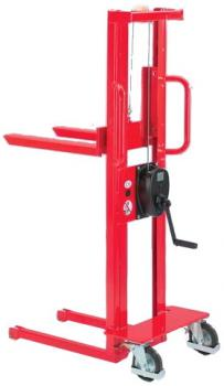 Mobile Fork Lift - Manuell - Stroke 1500 mm - Lifting Capacity 100 kg