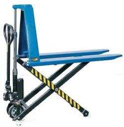 Scissor Lifting Table With Manual Pump - Lifting Capacity 1000 kg