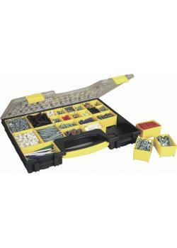 """Profi-Sortimenter - 25 Boxen - 423x334x52 mm - leer - """"Stanley"""""""