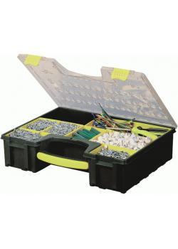"""Profi-Sortimenter - 8 Boxen - 423x334x105 mm - leer - """"Stanley"""""""