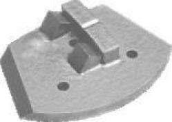 Bodenschleifwerkzeug BEDIAM PXU Typ  FC