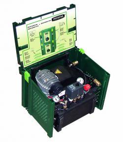 Systainer Kompressor Prebena Aerotainer 245 - max. 8 bar - 200 l/min