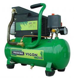 Prebena Kompressor VIGON 120 - Ansaugleistung 120 l/min - max. 8 bar