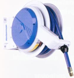 Automatic Schlauchaufroller Serie 884 - offene Bauform - für Luft und Wasser