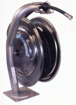 Automatic Edelstahl-Schlauchaufroller Serie 886 - offene Bauform - für Luft und