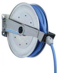 Automatic Schlauchaufroller - bis 250 bar - für Gase und Flüssigkeiten - Serie 8