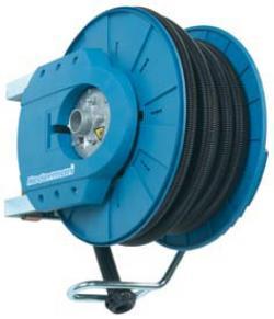 Schlauchaufroller - für Vakuumschläuche - 10 bis 15 m - Serie 881