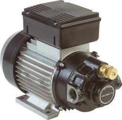 Elektrisk oljepump - 220V - 750 / 1600 watt - 25 / 50 l/min