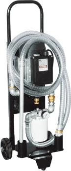 Oil Cleaning Unit - 25L/min - 220V - Incl. Suction/Pressure Hoses