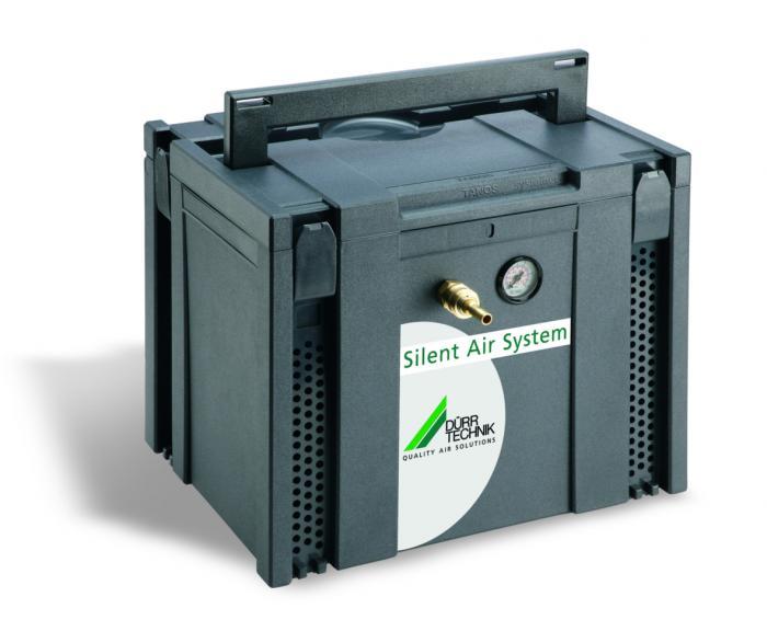"""Systainer Kompressor-Einheit """"Silent-Air-System"""" - 7 bar - bis 33 l/min"""