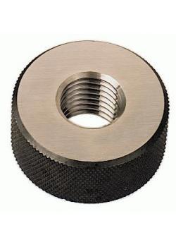 """Anello calibro carico filetto- acciaio- G M1 fino M48 - DIN 2285 - """"LMW"""""""