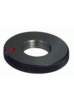 Anello calibro per espulsione filetto - acciaio - G M4x0,5 fino 40x2 - DIN 2299M