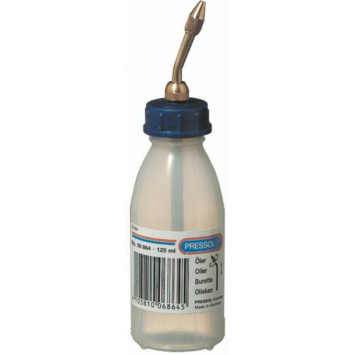 """Huileur en plastique - PE - 125lm à 500ml - """"Pressol"""""""