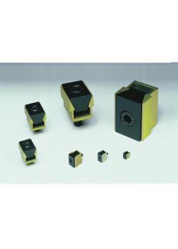 Doppel-Keilspanner - Aluprofil - Schraube M2 bis M16 - Klemmkraft 0,8 bis 26,6 k