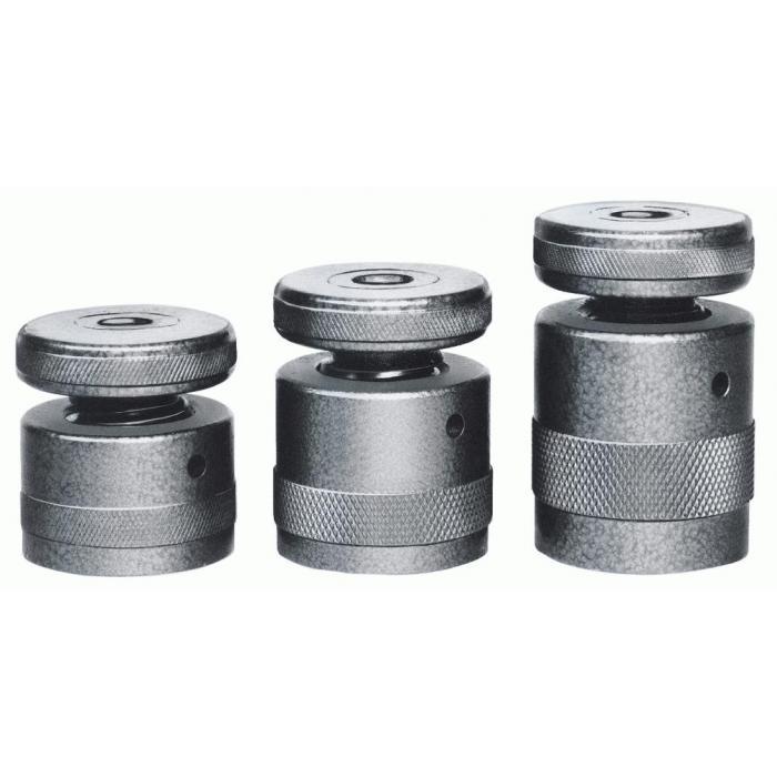 Schraubbock - Stahl - Größe bis 200 mm - Tragkraft bis 350 kN