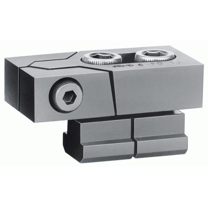 Tiefspannbacke - Stahl - Nutenbreite 12 bis 22mm