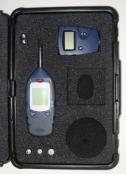 Noise Level Meter Kit