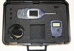"""Sonomètre numérique """"CEL620B1"""" - classe 1 - analyse de la bande d'octave"""