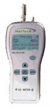 "Monoxyde de carbone Monitor »HCO 106"" - auto-calibration"