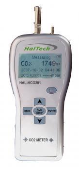 "Kohlendioxid Monitor ""HCO 201"" - Selbstkalibration"