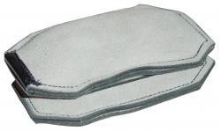Lederkissen - mit Stahlkugeln gefüllt 15,5x5,9x2,0 mm