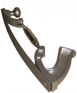 plików Nadwozie - z ostrzem plików - długość 350mm - 4 zęby