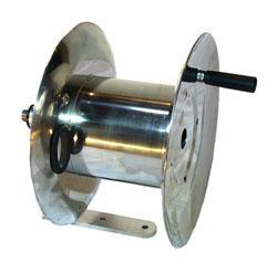 Man. Edelstahl-Aufroller Magnum Mini - für H2O
