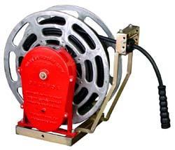 Automatic Schlauchaufroller Profi - für Herbizide und Pestizide