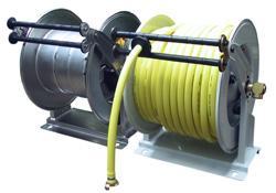 Automatic Schlauchaufroller OSM 710 - für Diesel - max. 40 m