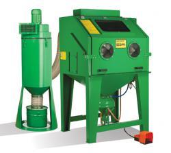 Blästerskåp ECO-120P - tryckblästring - dammsamlare